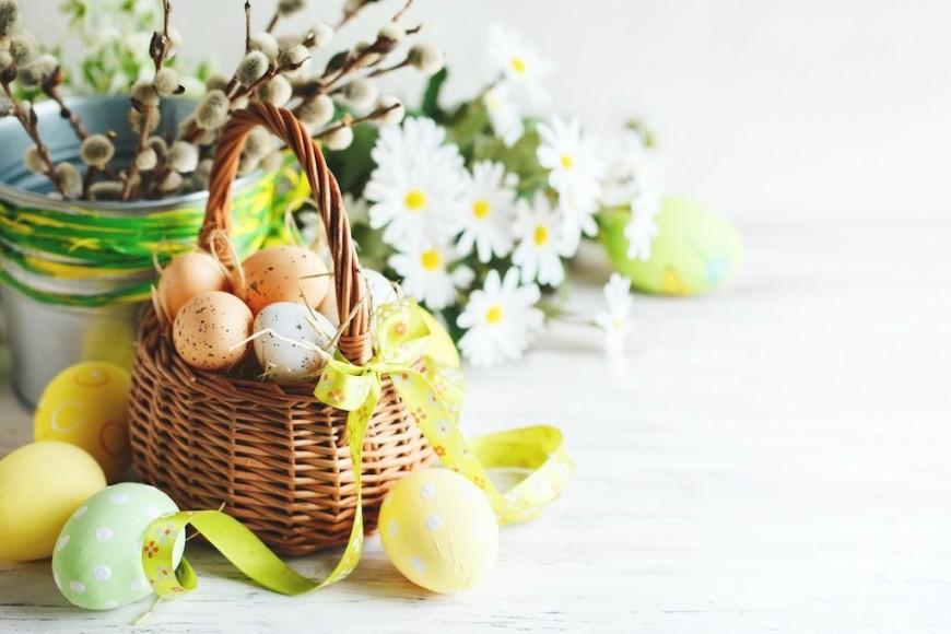 Jak zrobić stroik na Wielkanoc?
